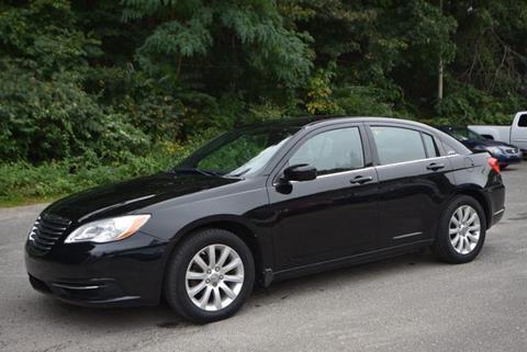 2012 Chrysler 200 for sale in Naugatuck, CT