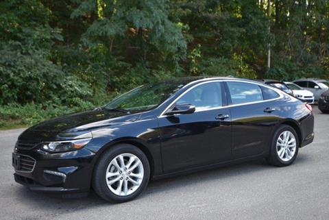 2016 Chevrolet Malibu for sale in Naugatuck, CT