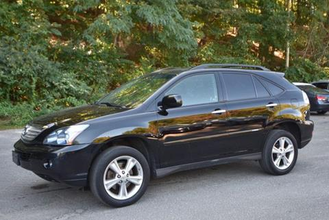 2008 Lexus RX 400h for sale in Naugatuck, CT