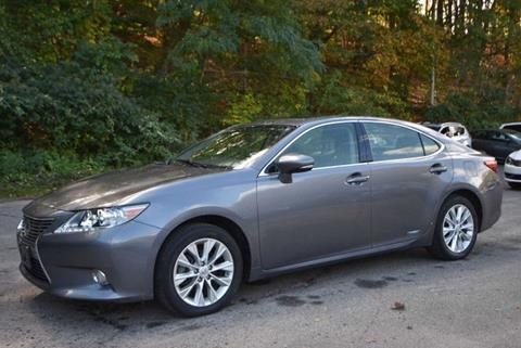2013 Lexus ES 300h for sale in Naugatuck, CT