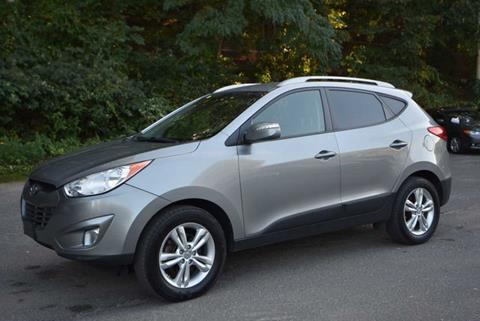 2013 Hyundai Tucson for sale in Naugatuck, CT