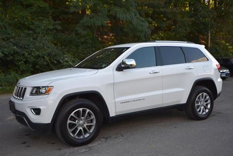 2016 Jeep Grand Cherokee for sale in Naugatuck, CT