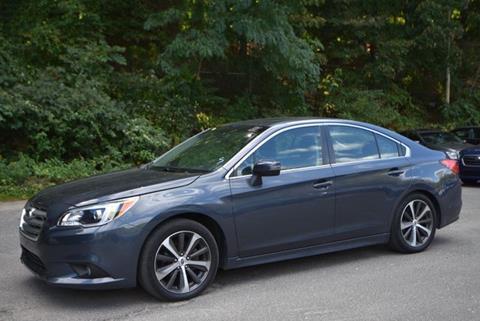 2015 Subaru Legacy for sale in Naugatuck, CT