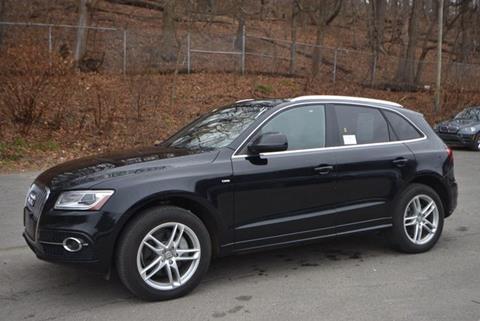 2014 Audi Q5 for sale in Naugatuck, CT
