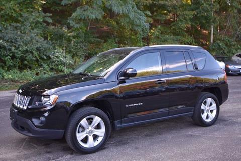 2015 Jeep Compass for sale in Naugatuck, CT