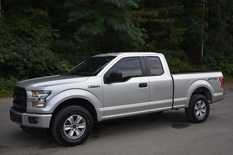 2016 Ford F-150 for sale in Naugatuck, CT