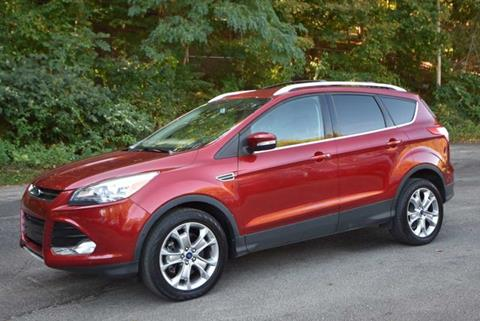2014 Ford Escape for sale in Naugatuck, CT