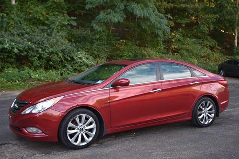 2011 Hyundai Sonata for sale in Naugatuck, CT