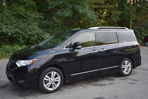 2012 Nissan Quest for sale in Naugatuck, CT