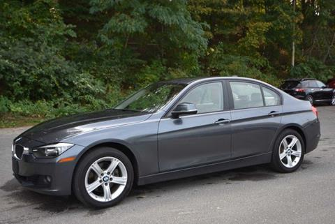 2015 BMW 3 Series for sale in Naugatuck, CT