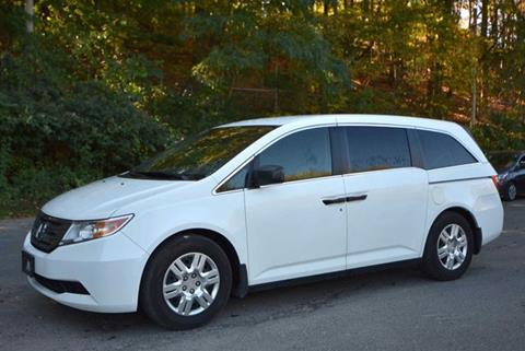 2013 Honda Odyssey for sale in Naugatuck, CT