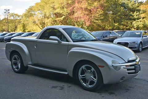 2005 Chevrolet SSR for sale in Naugatuck, CT