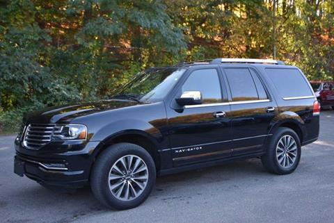 2016 Lincoln Navigator for sale in Naugatuck, CT