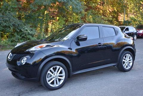 2015 Nissan JUKE for sale in Naugatuck, CT