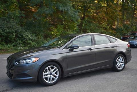 2016 Ford Fusion for sale in Naugatuck, CT