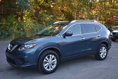 2014 Nissan Rogue for sale in Naugatuck, CT