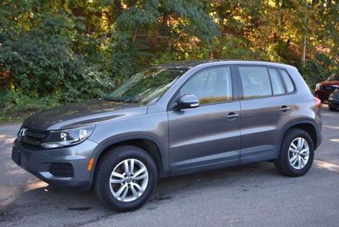 2014 Volkswagen Tiguan for sale in Naugatuck, CT