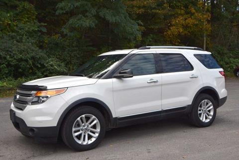 2011 Ford Explorer for sale in Naugatuck, CT