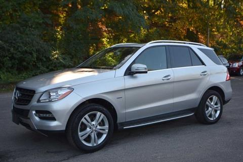 2012 Mercedes-Benz M-Class for sale in Naugatuck, CT
