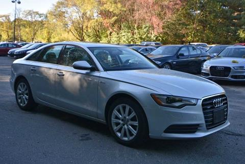 2013 Audi A6 for sale in Naugatuck, CT