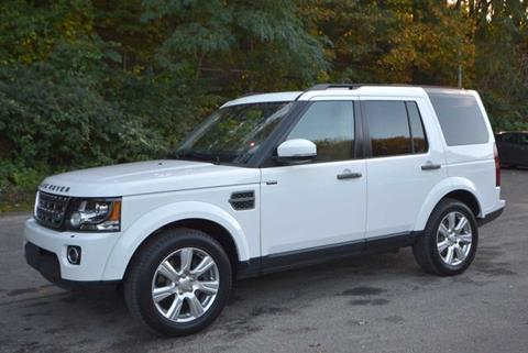 2014 Land Rover LR4 for sale in Naugatuck, CT