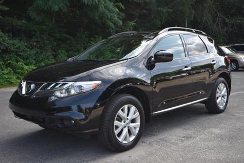 2012 Nissan Murano for sale in Naugatuck, CT