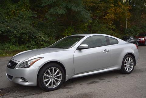 2012 Infiniti G37 Coupe for sale in Naugatuck, CT