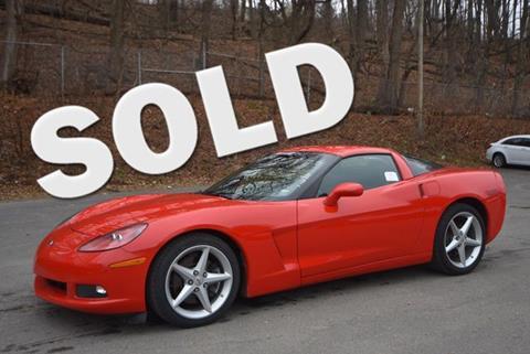 2013 Chevrolet Corvette for sale in Naugatuck, CT
