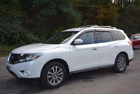 2013 Nissan Pathfinder for sale in Naugatuck, CT