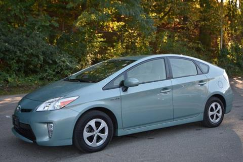 2013 Toyota Prius for sale in Naugatuck, CT