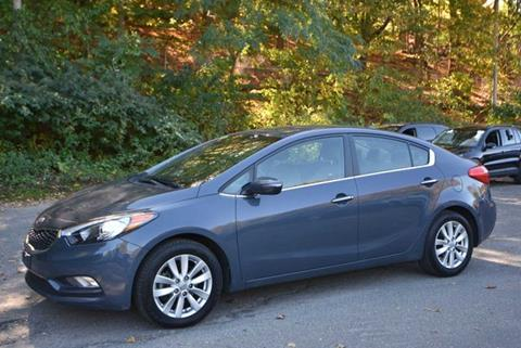 2014 Kia Forte for sale in Naugatuck, CT