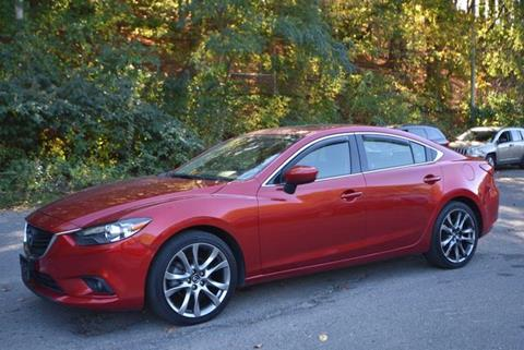 2015 Mazda MAZDA6 for sale in Naugatuck, CT