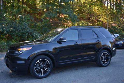 2015 Ford Explorer for sale in Naugatuck, CT