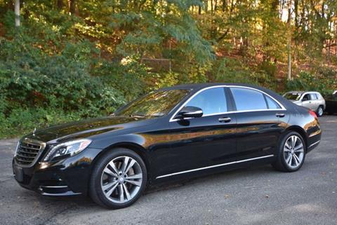 2014 Mercedes-Benz S-Class for sale in Naugatuck, CT