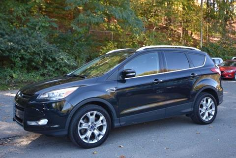 2014 Ford Escape for sale in Naugatuck, CT