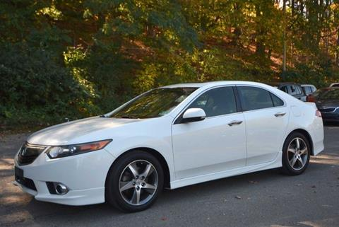 2012 Acura TSX for sale in Naugatuck, CT
