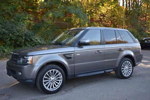 2010 Land Rover Range Rover Sport for sale in Naugatuck, CT