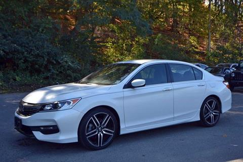 2017 Honda Accord for sale in Naugatuck, CT