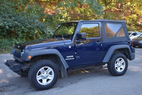 2013 Jeep Wrangler for sale in Naugatuck, CT