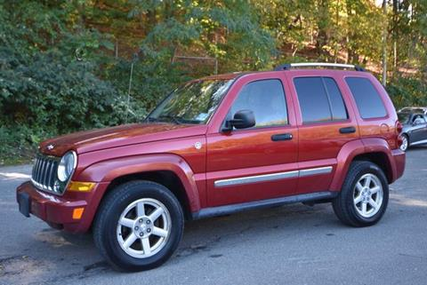2007 Jeep Liberty for sale in Naugatuck, CT