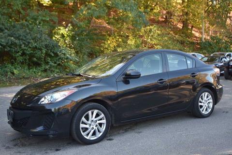 2012 Mazda MAZDA3 for sale in Naugatuck, CT