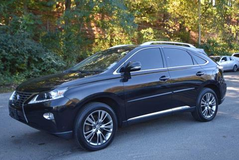 2013 Lexus RX 450h for sale in Naugatuck, CT