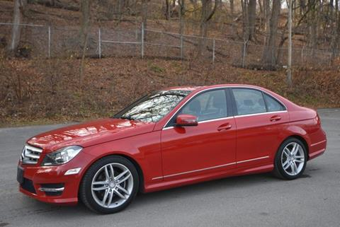 2012 Mercedes-Benz C-Class for sale in Naugatuck, CT