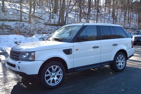 2008 Land Rover Range Rover Sport for sale in Naugatuck, CT