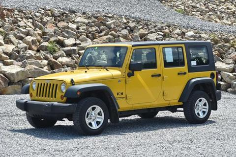 Delightful 2008 Jeep Wrangler Unlimited For Sale In Naugatuck, CT