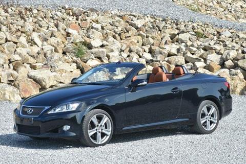 2014 Lexus IS 250C For Sale In Naugatuck, CT