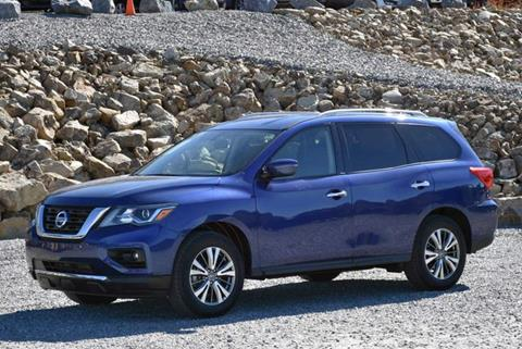 2018 Nissan Pathfinder for sale in Naugatuck, CT