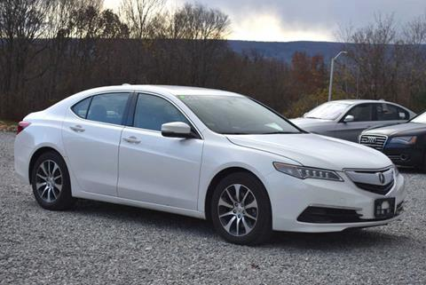 2016 Acura TLX for sale in Naugatuck, CT