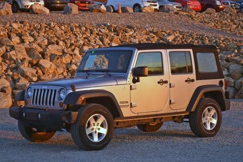 2013 Jeep Wrangler Unlimited for sale in Naugatuck, CT