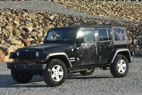 2010 Jeep Wrangler Unlimited for sale in Naugatuck, CT
